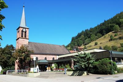 Externer Link: zur Homepage der evangelischen Kirchengemeinde Wolfach