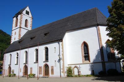 Externer Link: zur Homepage der katholischen Kirchengemeine Wolfach