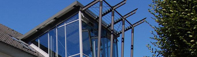Firmengebäude in Wolfach