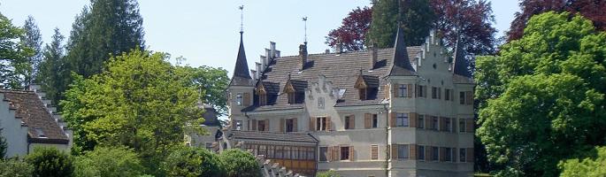 Die Seeburg in Kreuzlingen