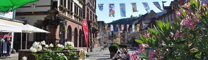 Innenstadt Wolfach
