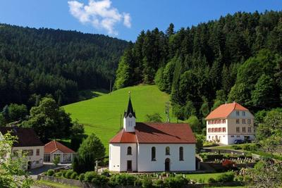 Externer Link: Evangelische Kirche Kirnbach