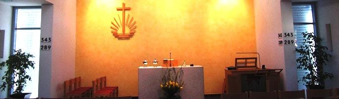 Neuapostolische Kirche Wolfach