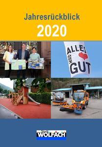 Jahresbericht 2020 Titel