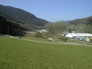Gewerbegebiet Schmelzegrün